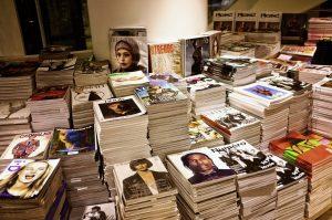 periódicos y revistas en japonés